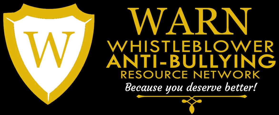 Whistleblower Anti-Bullying Resource Network