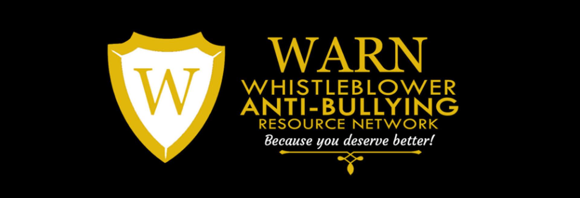 warn banner logo